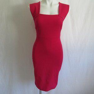 Banana Republic Roland Shift Pink Dress Women's 0